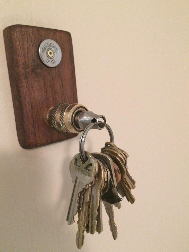 Ключница настенная своими руками: самые оригинальные идеи | 1024x768