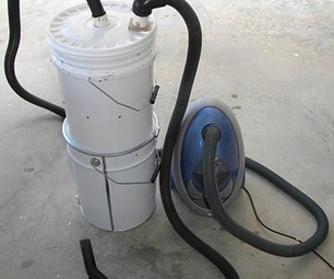 Как сделать циклон для пылесоса своими руками устройство сепаратора  пошаговый инструктаж по изготовлению